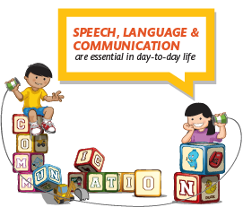 speech, language, & communication are essential in day-to-day life
